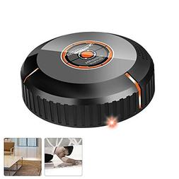 AOLVO Self Cleaning Robot,Electric Vacuum Cleaner Sweeping w