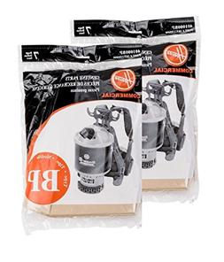 Hoover Shoulder Vac and Back Pack Type Bp Bags Part # 401000