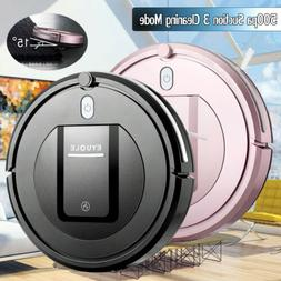 Smart Robot Vacuum Cleaner Automatic Multi-Surface Floor Cle