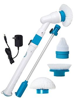 Spin Scrubber, WOTF Upgraded Deluxe Electric Cleaning with 3