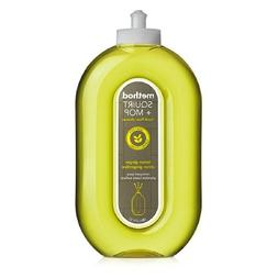 method Squirt + Mop, Hard Floor Cleaner, Lemon Ginger 25 fl