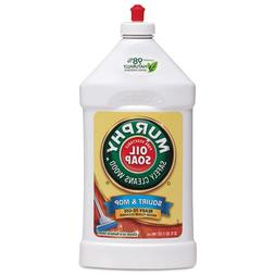 Murphy Oil Soap Squirt and Mop Floor Cleaner, 32 oz Bottle -