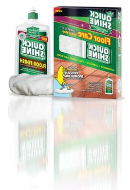 Quick Shine Starter Kit Contains One 16-Ounce Floor Finish a