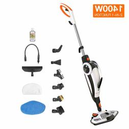 TACKLIFE Steam Mop 2 in 1 Floor Steamer and Hand-held Steam