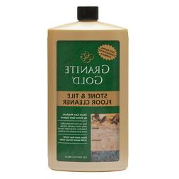 Granite Gold Stone And Tile Floor Cleaner - No-Rinse Deep Cl