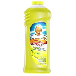 Mr. Clean Summer Citrus Antibacterial Cleaner, 28 Oz