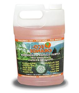 Eco Orange 1 Gallon Super Concentrate. Strongest All-Natural