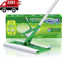 Swiffer Sweeper Dry and Wet Mop Starter Kit