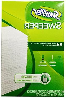 Swiffer Sweeper Dry Sweeping Cloths, Mop and Broom Floor Cle