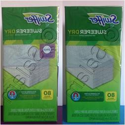 Swiffer Sweeper Dry Sweeping Pad Floor Mop  Wipe Cloths Refi