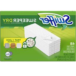 Swiffer Sweeper Dry Sweeping Pad Refills for Hardwood and Fl