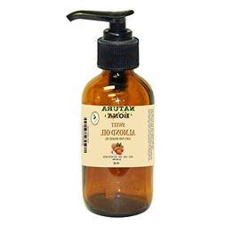 Sweet Almond Oil | 100% Pure Cold-Pressed Oil: Best Skin, Fa