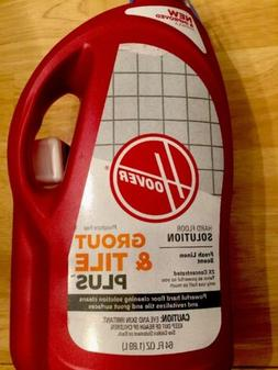 Hoover Cleaner, Tile and Grout Plus 2x Hard Floor 64 oz.