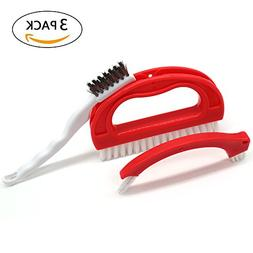 Tile Joint Grout Brush 3 in 1 Cleaner Remover Scrubber for F