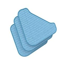 Ultra-Absorbent Triangle Replacement Mop Pads for PureClean