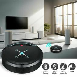 usb rechargeable smart vacuum cleaner robot automatic