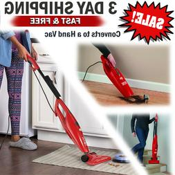 Vacuum Cleaner Bagless Lightweight Floor Carpet Upright Hand