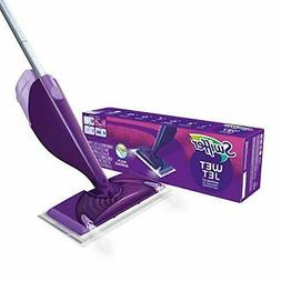 Swiffer WetJet Hardwood and Floor Spray Mop Cleaner Starter