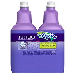 Swiffer Wetjet Hardwood Floor Mopping and Cleaning Solution