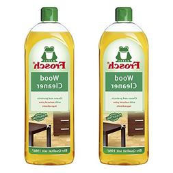 Frosch Natural Wood Cleaner Cleaner, 750 ml