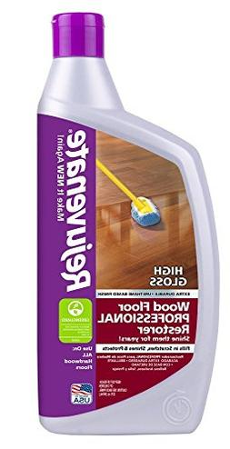 Rejuvenate Professional Wood Floor Restorer with Durable Hig