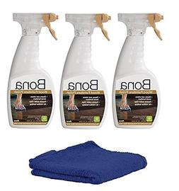 3 PACK Bona Wood Furniture Polish
