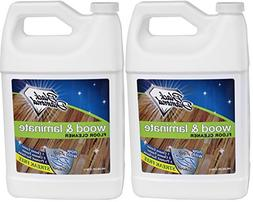 Black Diamond Wood & Laminate Floor Cleaner 2-Gallons: For H