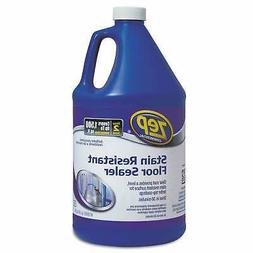Zep Commercial Stain Resistant Floor Sealer 1 gal Bottle
